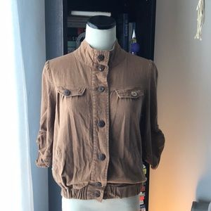 Free People Bomber Jacket Small